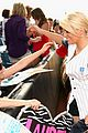 lauren alaina city hope softball game 07