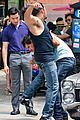 taylor lautner roughed up tracers 09