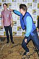 andrew garfield sdcc spiderman panel 02