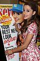 ariana grande seventeen magazine signing 02