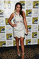 chloe bennet agents shield sdcc 09