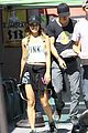 vanessa hudgens austin butler lunch couple 02