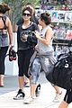 vanessa stella hudgens hot yoga 05
