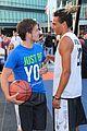 josh hutcherson sbnn basketball game 15