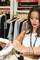 jamie chung bryan greenberg fashion saves live trade show 04