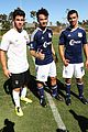 jonas brothers charity soccer game 29