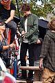 penn badgley dakota johnson cymbeline action scenes 16