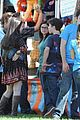 ariel winter nolan gould mf fair filming 11