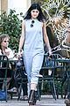 kendall jenner kylie jenner separate outings friends 07