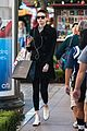 karen gillan grove shopping 01