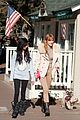 bella thorne shopping in big bear 02