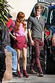 bella thorne tristan klier la mission eve dinner 04
