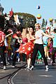ross lynch maia mitchell teen beach movie disney christmas parade 05