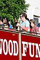 chord overstreet darren criss glee films on tour bus 47