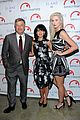 ireland baldwin inspire gala 2014 with dad alec 06