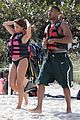 michael b jordan shirtless jet skiing mystery girl 11