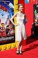 brie larson lego movie premiere 07