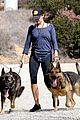 nikki reed dog walks hike 01