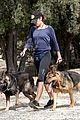 nikki reed dog walks hike 07