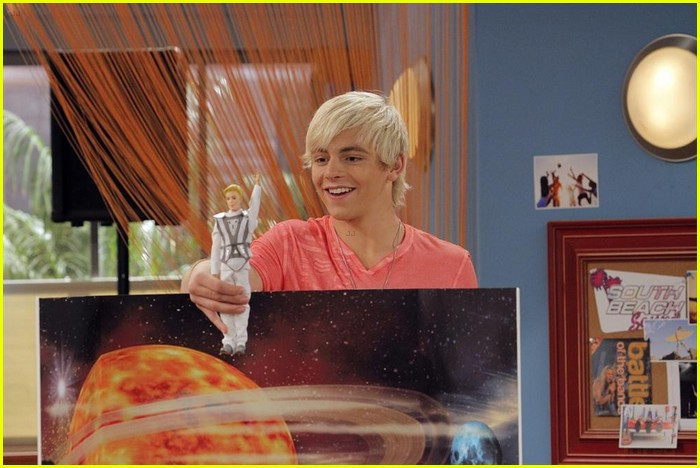 Congratulate, seems austin and ally girls nude pity, that