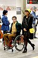 lea michele kevin mchale glee grand central 07