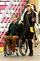 lea michele kevin mchale glee grand central 09