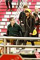 lea michele kevin mchale glee grand central 13