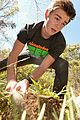 ryan newman jacko griffo make difference at earth day 07
