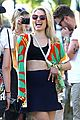 dianna agron tribal camera coachella 11