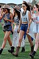 selena gomez sheer dress at coachella 07