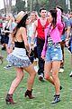 jamie chung hot pink squirt gun coachella 03