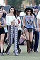 kendall and kylie jenner on an accesory hunt at coachella 201407