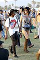 kendall and kylie jenner on an accesory hunt at coachella 201410