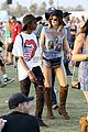 kendall and kylie jenner on an accesory hunt at coachella 201419