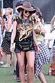 kendall and kylie jenner hang out with jaden and willow smith at coachella58