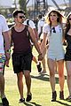 joe jonas blanda eggenschwiler make out at coachella06