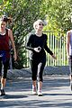 julianne hough nikki reed hike after gym 11