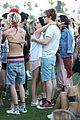 emma roberts and evan peters show some pda at coachella12
