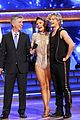 charlie white sharna burgess gma after elimination dwts 08
