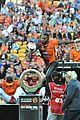 jason derulo jumps around at the australian football a league grand final05