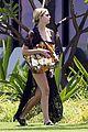 shay mitchell ashley benson bikinis hawaii vacation 01