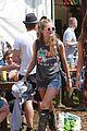 ellie goulding sam smith cressida bonas glastonbury sunday 06