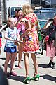 taylor swift wildflower dress young fans nyc 01