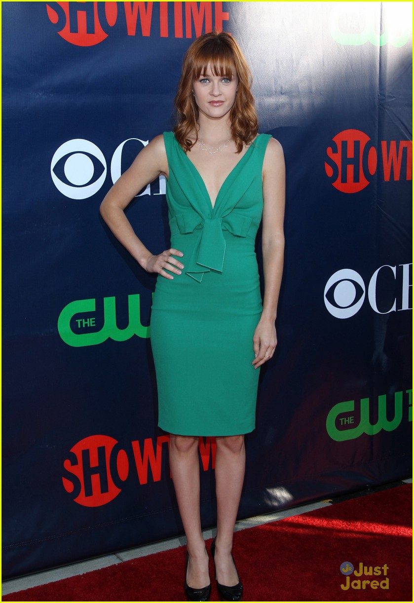 Kerris Dorsey & Ambyr Childers Rep \'Ray Donovan\' at TCA Party ...