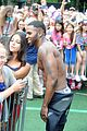 jason derulo shirtless fourth of july gma 12