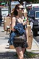 leighton meester uses uber to get around new york 06