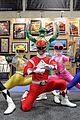 power rangers megaforce comic con pics 02