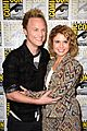 rose mciver david anders izombie press line sdcc 12
