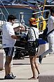 zac efron michelle rodriguez boat italy vacation 23