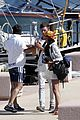 zac efron michelle rodriguez boat italy vacation 26